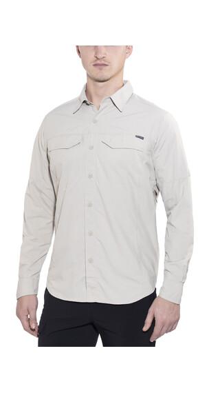Columbia Silver Ridge Long Sleeve Shirt Men fossil